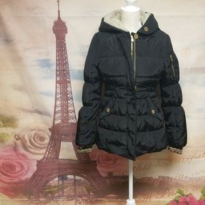 Jessica Simpson puffer jacket